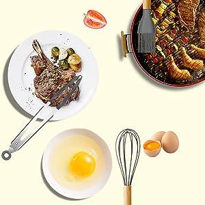 silicone cooking utensils silicone kitchen utensil set
