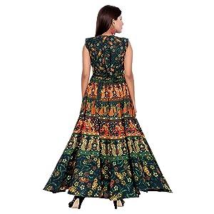 maxi dress for women western