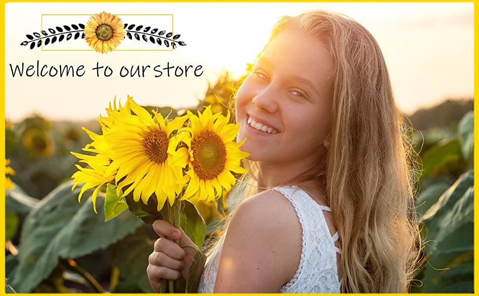 sunflower pillow coevr
