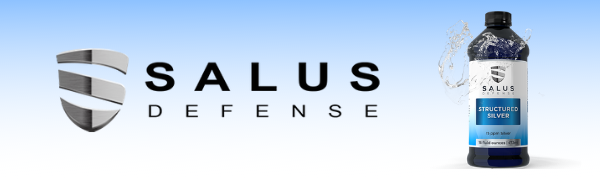 Salus Defense Structured Silver Liquid