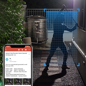 Smart & Customized Motion Detection