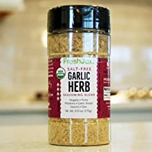 FreshJax Garlic Herb: Salt-Free Herb Blend