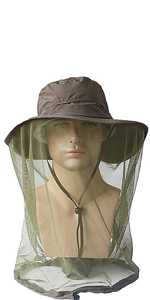 Bug Mosquito Sun Hat