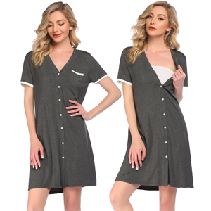 women pajama dress
