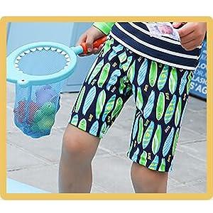 knee length pants