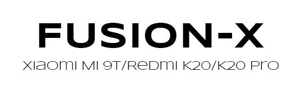Ringke Fusion X for Xiaomi Mi 9T