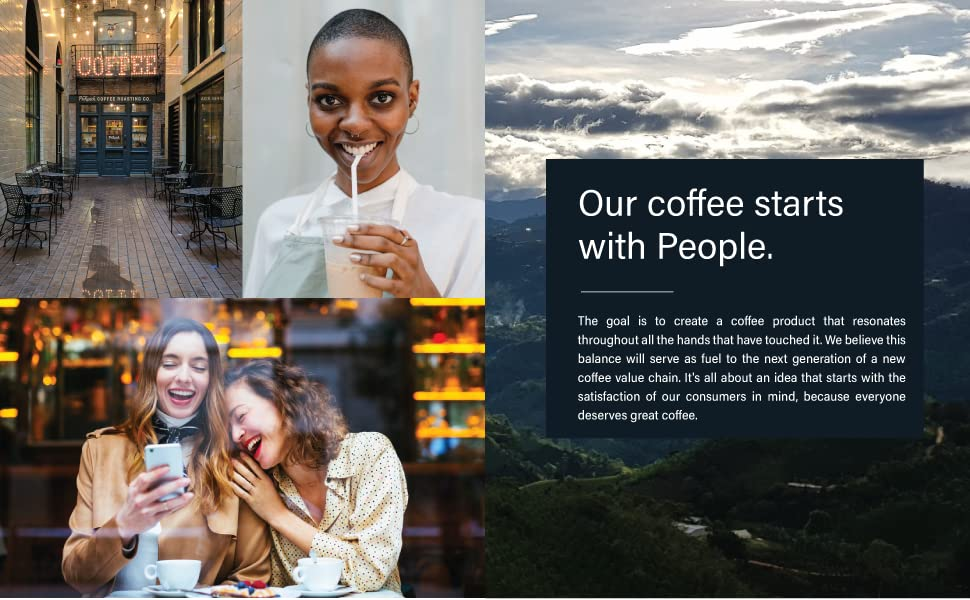 Sustainable Coffee from around the world