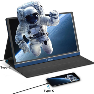 Lepow USB C computer monitor