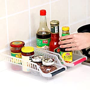 refrigerator rack organizer