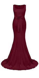 Maternity dress maternity maxi dress for photoshoot baby shower slim fitted maternity gown