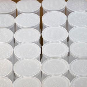 ESD Recipiente herm/ético para almacenamiento de hierbas y frasco a prueba de olores con capacidad para 3.5 gramos Azul