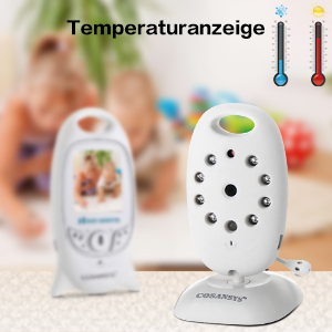 Бебе монитор с камера