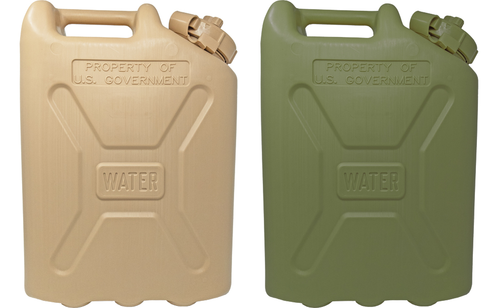 Military Water Can