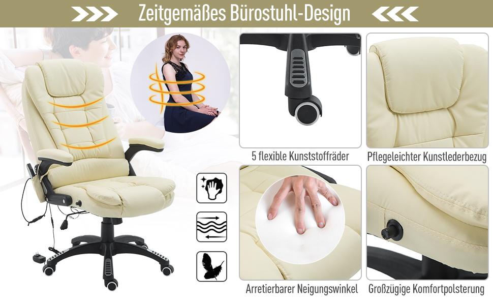 Bürosessel Bürostuhl Chefsessel Gamingsessel Massagesessel