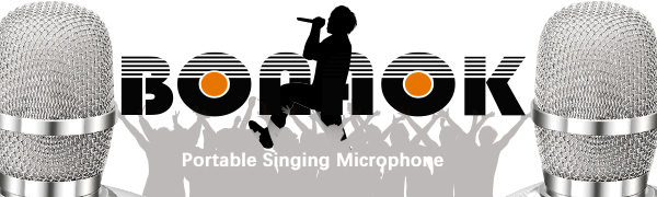 the microphones