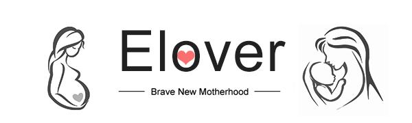 Nursing Nightgown Pregnancy Gown for Breastfeeding