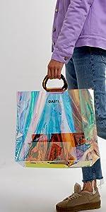 vidven dasti acrylic bag