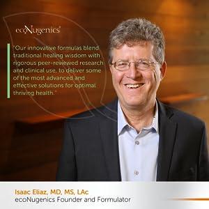 Dr. Isaac Eliaz Econugenics