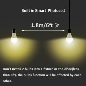 wyze light bulb