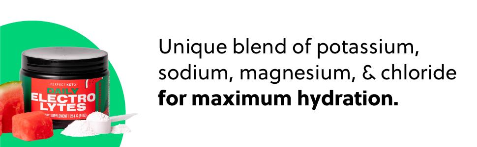 maximum hydration