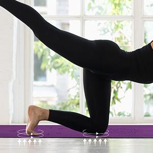 non slip yoga mat
