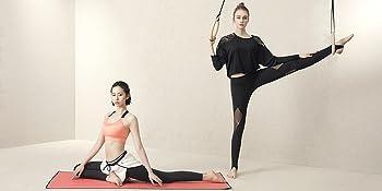 By Reflex High Waist Power Flex Tummy Control Leggings