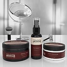 American Shaving Co. Original Scent products bundle.