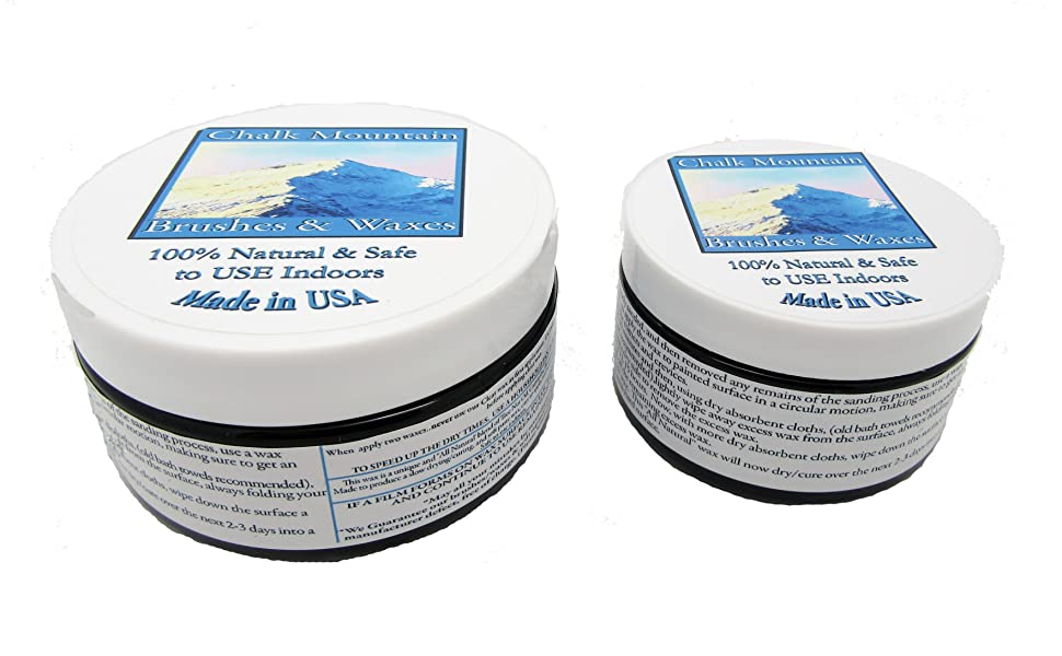 Chalk Paint, chalk furniture wax, furniture sealer, furniture wax, paste wax, all natural wax