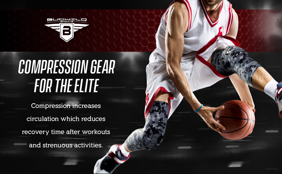 compression Knee pads