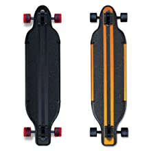 longboard longboards skateboards Drop Down through Aluminum Alloy gold black metal cruise gifts