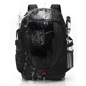 gaming outdoor laptop backpack for gaming motorcycle travel college work 15 15.6 17 inch mens