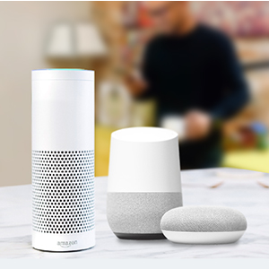 Work with Google Home