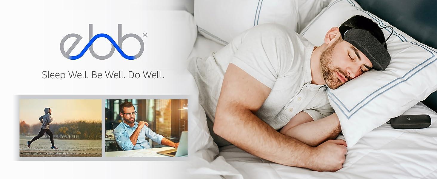 Ebb Sleep CoolDrift Versa: Sleep Technology