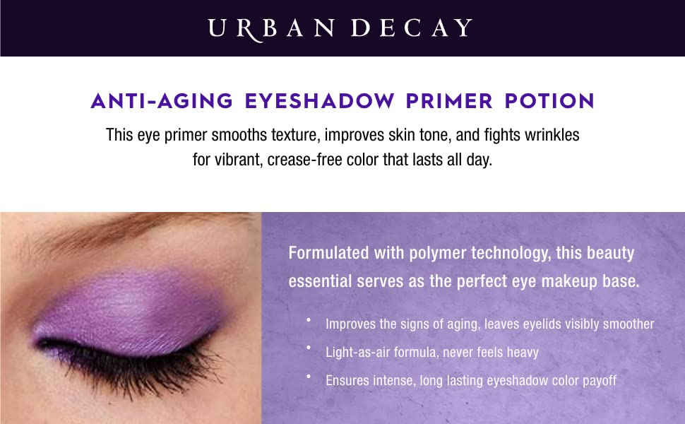 Urban Decay Anti Aging Primer Potion Eye Primer