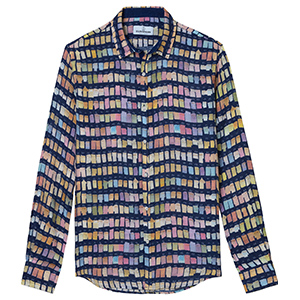 Europann Ross Pantone Camisa para hombre