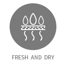 Fresh and Dry