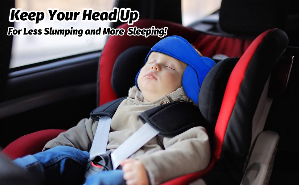 car sear head support