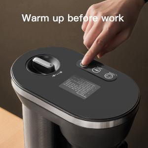 2-in-1 coffee maker