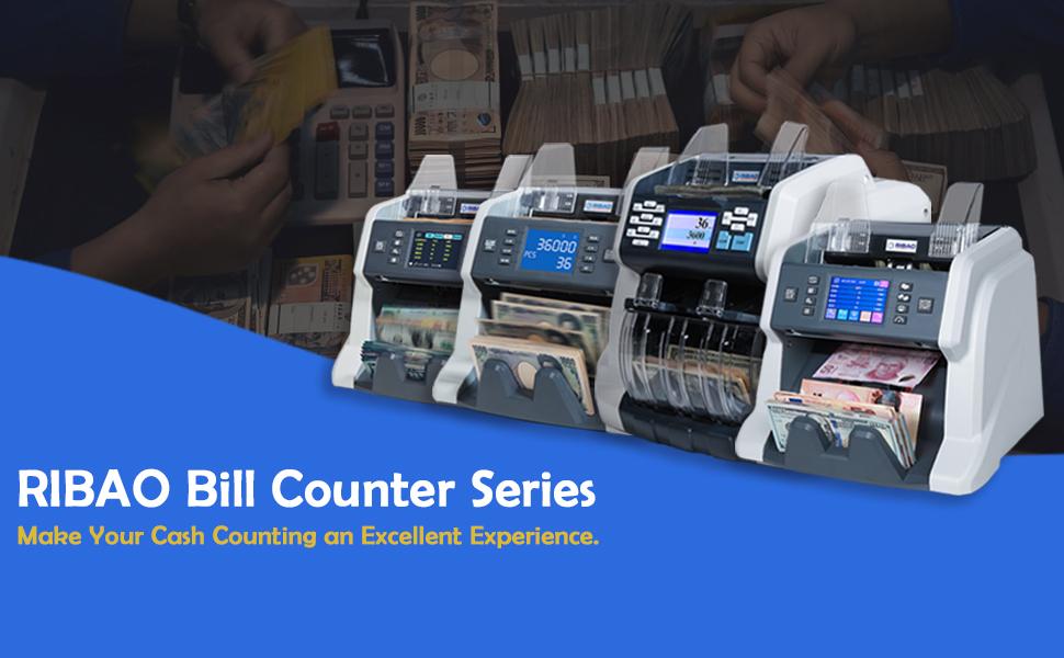 RIBAO Bill Counter Series