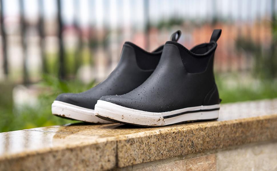 deck boots