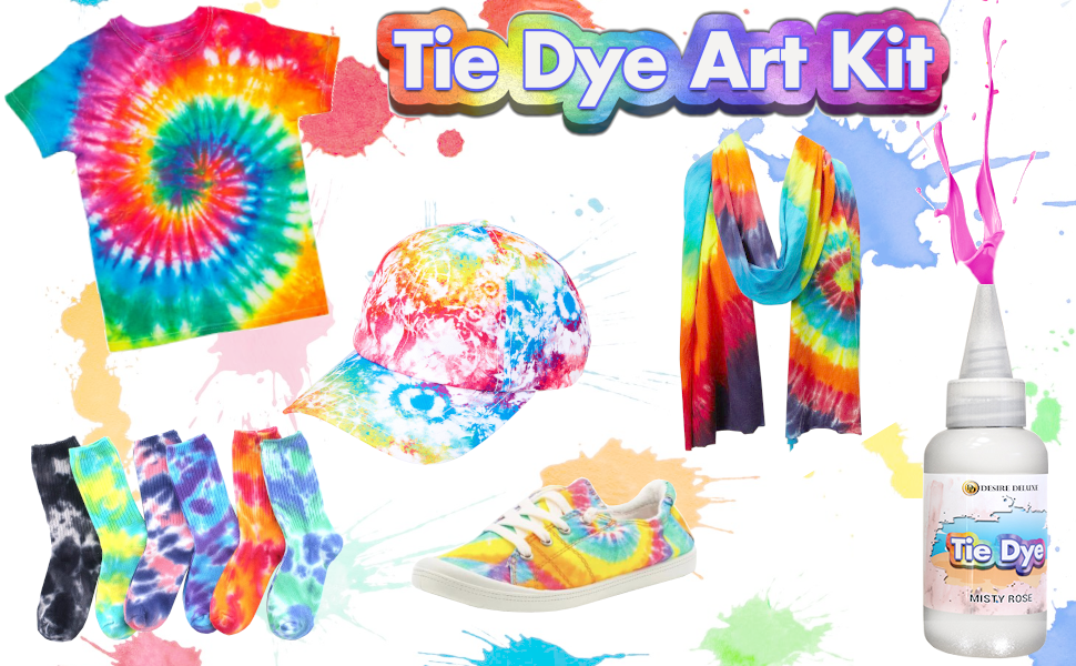 Tie Dye Kit Set