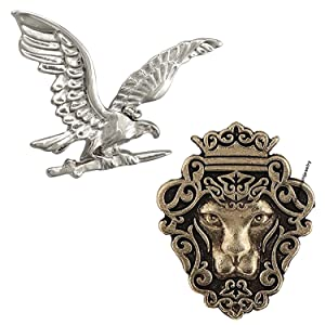 Brooches Combo For Men