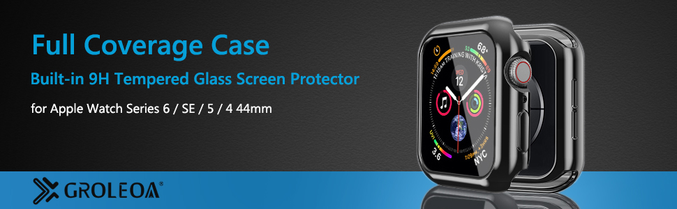 Case Compatible with Apple Watch Series 6 SE