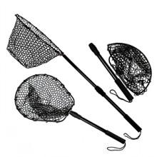 Fishing Net Folding Fishing Landing Net,Foldable Collapsible Telescopic Pole Handle