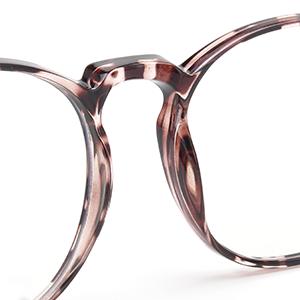 blue lense glasses for women