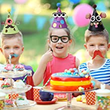 kids party hats craft