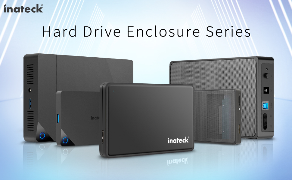 hard drive enclosure