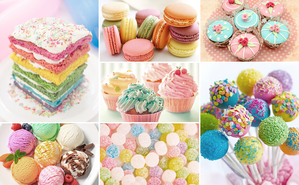 food coloring for cake