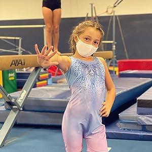 girls gymnastic leotard