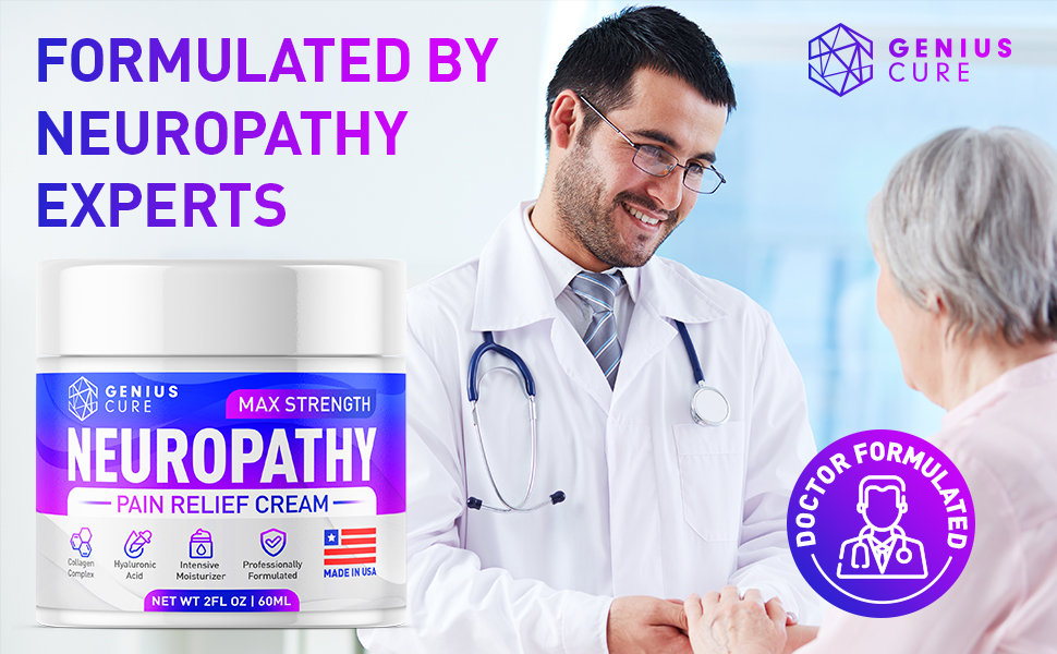 Formulated for Neuropathy Experts